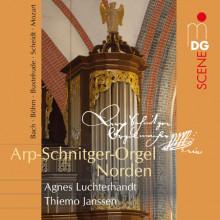 SCHNITGER ARP: Organ Norden Vol.3