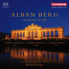 BERG: Opere orchestrali