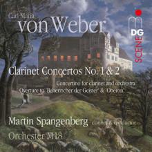 Weber: Concerti Per Clarinetto