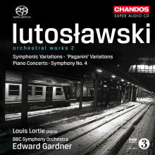 LUTOSLAVSKI: Sinfonia N.4 e altre opere