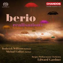 BERIO: Opere orchestrali su Brahms etc