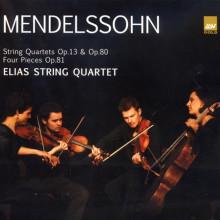 MENDELSSOHN: Quartetti x archi