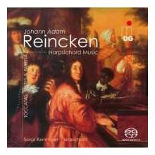 REINCKEN: Harpsichord Music