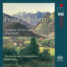 SCHUBERT: Sinfonia N.8