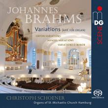 BRAHMS:Haydn Variation - Handel Variation