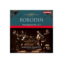 BORODIN: Quartetti per archi NN.1 & 2