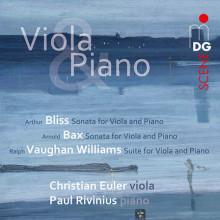 AA.VV.: Opere inglesi per viola e piano
