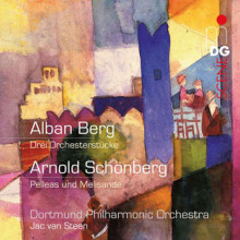 SCHONBERG - BERG: Musica orchestrale