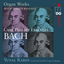 BACH C.P.E.: opere per organo