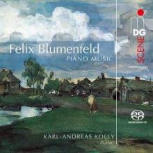 BLUMENFELD FELIX: Musica per piano