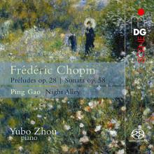 CHOPIN - PING GAO: Opere per piano