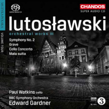 LUTOSLAVSKI: Sinfonia N.2 e altre opere