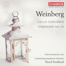 WEINBERG: Sinfonia N.20 - Cello Concerto