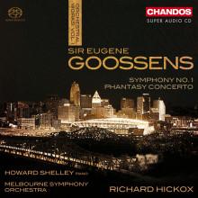 GOOSSENS: Sinfonia N.1