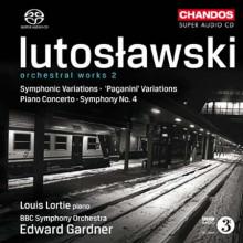LUTOSLAVSKI: Sinfonia N.1 - Partita - Chain