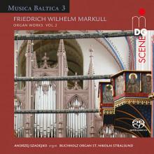 MARKULL F.W.: Opere per organo