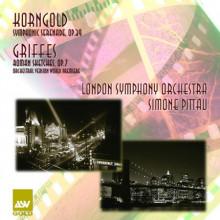KORNGOLD: Serenate Sinfoniche Op.39