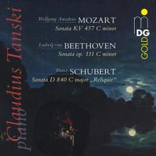 MOZART - BEETHOVEN - SCHUBERT:Sonate x piano