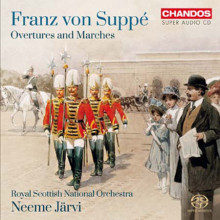 SUPPE': Overtures and Marches