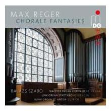 REGER MAX: Choral Fantasies
