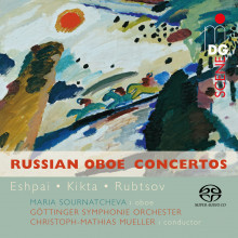AA.VV.: Russian Oboe Concertos
