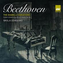 BEETHOVEN: Le Variazioni Diabelli - Sonata N.24 - Op.78