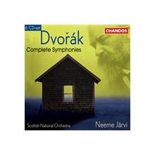 DVORAK: Integrale delle Sinfonie