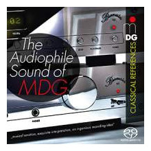 Aa.vv.: The Audiophile Sound Of Mdg
