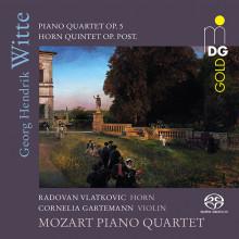 WITTE G.H.: Piano Quartet - Horn Quintet