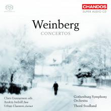 WEINBERG: Concerti