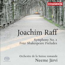 RAFF: Opere orchestrali - Vol.1