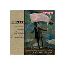 TIPPETT: Concerto per piano - Preludium