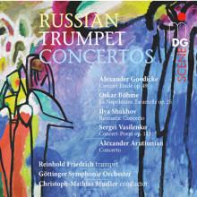 AA.VV.: Russian Trumpet Concertos