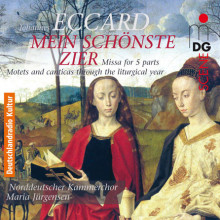 ECCARD J.: Messa e Mottetti