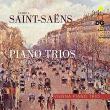 SAINT - SAENS: Trii Op. 18 & 92