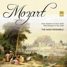 MOZART: Quartetti per piano