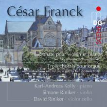 FRANK: Sonata per violino e piano