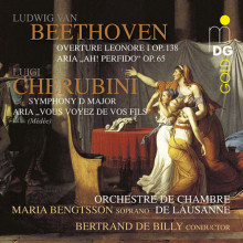 BEETHOVEN: Leonore - Cherubini:Sinf. in Do