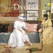 DVORAK:String Quintet Op.77 & Quartet