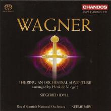 WAGNER: Trascrizioni per orchestra - Vol.1