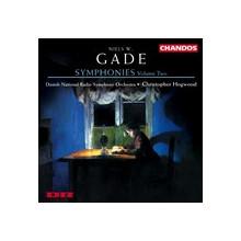 GADE: Sinfonie Vol.2