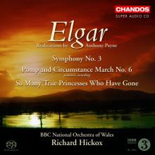 ELGAR: Sinfonia N.3
