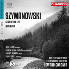 SZYMANOWSKI: Stabat Mater - Harnasie op.55