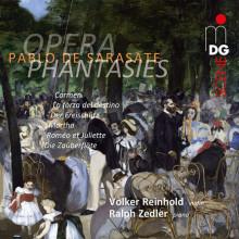 SARASATE: Opera Phantasies