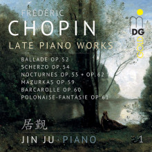 CHOPIN: Late Piano Works - Vol.1