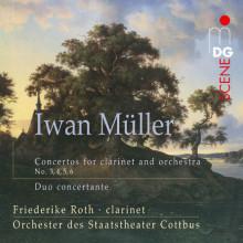Muller Iwan: Concerti Per Clarinetto
