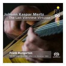 KASPAR MERTZ: Opere per chitarra