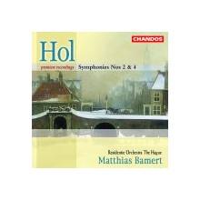 HOL: Sinfonie NN. 2 & 4