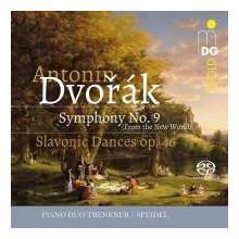 DVORAK.Sinf.9 - Danze Slave - arr. piano