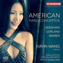 AA.VV.: American Piano Concertos